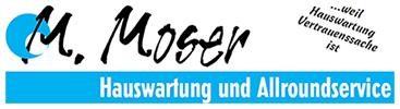 M. Moser Hauswartung und Allroundservice